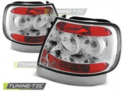 TAIL LIGHTS CHROME fits AUDI A4 11.94-09.00
