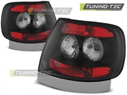 TAIL LIGHTS BLACK fits AUDI A4 11.94-09.00
