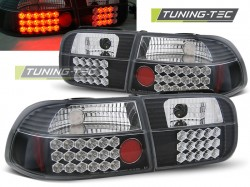 HONDA CIVIC 09.91-08.95 2D/4D BLACK LED
