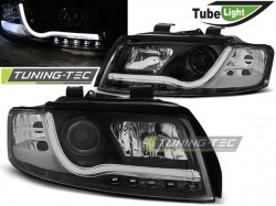 AUDI A4 10.00-10.04 LED TUBE LIGHTS BLACK