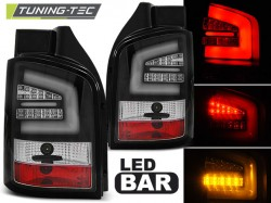 VW T5 04.10-15 BLACK LED BAR