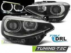 BMW F20 / 21 11-12.14 AE TRUE DRL BLACK