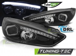 FORD FOCUS MK3 15- BLACK DRL LED