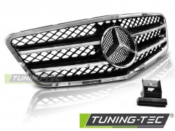 MERCEDES W212 09-13 AMG STYLE BLACK CHROME