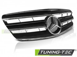 MERCEDES W221 05-09 CL STYLE BLACK CHROME