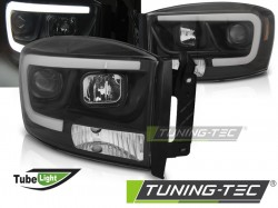 DODGE RAM 06-08 TUBE LIGHT BLACK