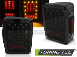CHRYSLER JEEP WRANGLER JK 07-18 LED SMOKE